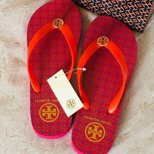 Tory Burch flips flops sandals